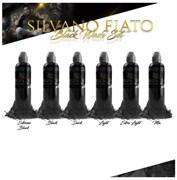 World  Famous Ink SILVANO FIATO BLACK WASH SET