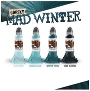 World  Famous Ink GORSKY'S MAD WINTER