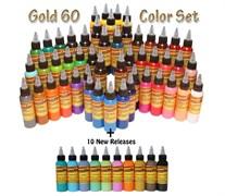 Eternal Gold Set - 60 Color
