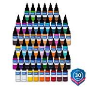 Intenze 54 colors Set