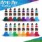 World  Famous Ink Hori Hui Taiwanese Set 16 Colors - фото 9287